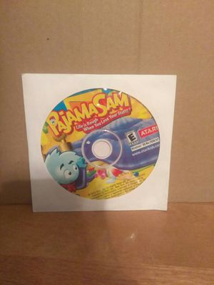 Pajama Sam CD ROM games for Sale in San Jose, CA
