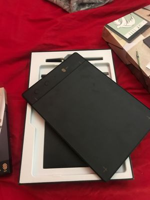 iSKN Slate 2+ digital drawing tablet for Sale in Fort Lauderdale, FL