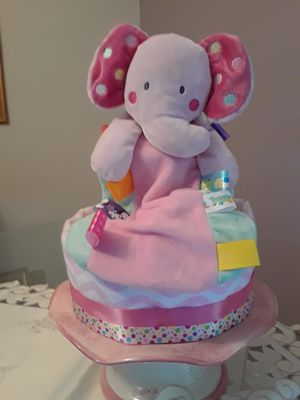 Diaper cakes for Sale in Fort Lauderdale, FL