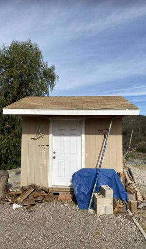 Shed for Sale in Escondido, CA