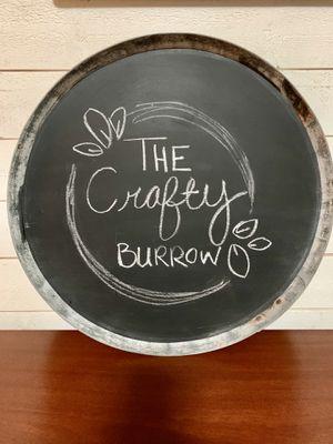 Custom chalk board sign for Sale in Graham, WA