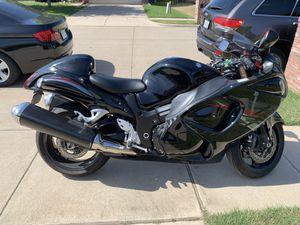 Suzuki hayabusa motorcycle 2012 for Sale in Crowley, TX