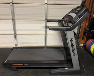 NordicTrack Commercial 1750 Treadmill Walk/Run/Jog Exercise Machine Workout Fitness Folding Trainer for Sale in San Dimas,  CA