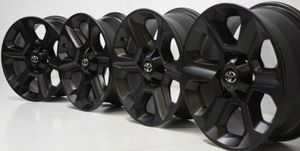 "17"" Toyota 4Runner Tacoma black wheels / rims for Sale in Vista, CA"