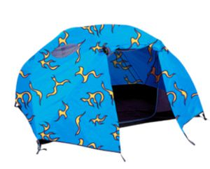 Tyler the Creator 2018 Camp Flog Camp Flog Gnaw SUPER VIP TENT golf wang by Tyler the Creator for Sale in Orlando, FL
