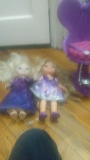 Isaac two dolls and 1 sit for Sale in Fort Worth, TX