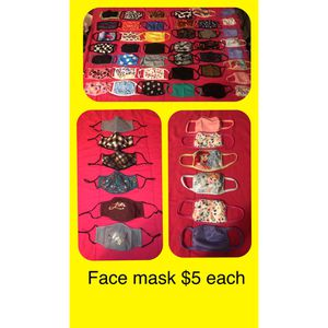 Face mask for Sale in Odessa, TX