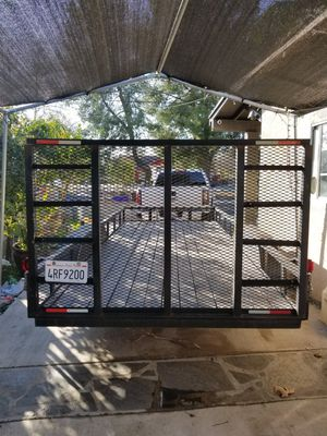 Utility Trailer/Rzr, Can-Am for Sale in Rancho Cucamonga, CA