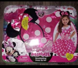 BRAND NEW DISNEY MINNIE MOUSE Size 6x costume ❤️ for Sale in West Covina, CA