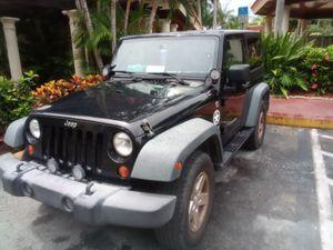 Jeep Wrangler 2008 for Sale in Miami, FL