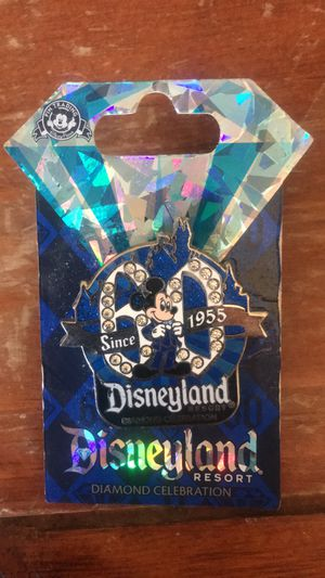 Disney diamond 60 pin for Sale in Modesto, CA