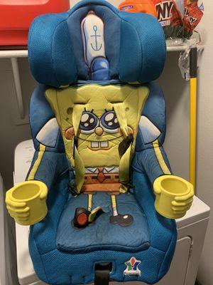 Spongebob Full Car Seat for Sale in Mesa, AZ