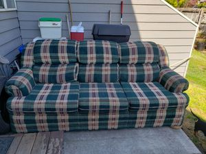Full size couch for Sale in Bend, OR