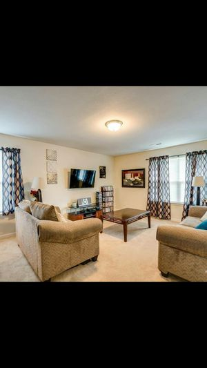 Sofa and love seat for Sale in Durham, NC