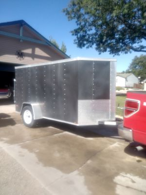 In closed trailer 2014 5x8 for Sale in Thornton, CO