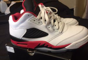 Air Jordan 5 low for Sale in St. Louis, MO