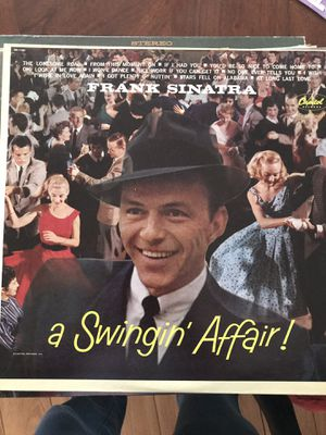 A swinging affair frank Sinatra for Sale in Boynton Beach, FL