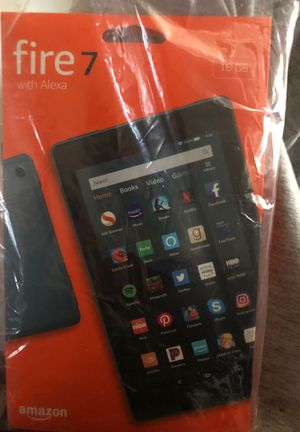 Brand new never opened kindle fire 7 for Sale in Costa Mesa, CA