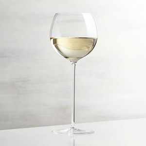Crate and Barrel Camille 13 Oz. Long Stem White Wine Glass (Set of 6) for Sale in Washington, DC