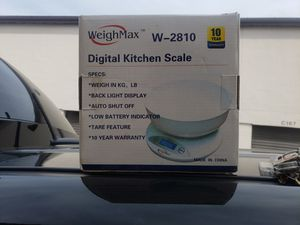 Kitchen scale for Sale in Silver Spring, MD