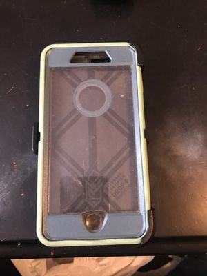OTTER BOX IPHONE 7plus case with belt clip for Sale in Rustburg, VA