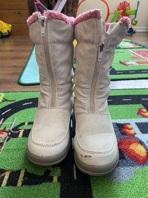 Girl boots for Sale in McHenry, IL