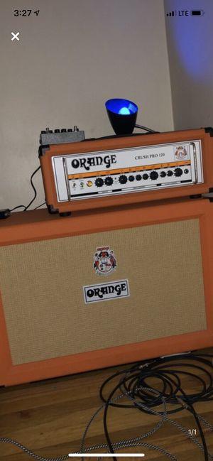 Orange Crush pro 120 for Sale in Holbrook, MA