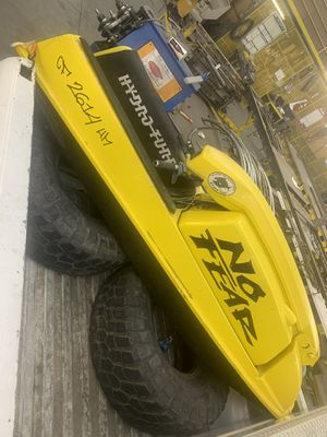 JS550 jet ski hull/parts for Sale in Los Angeles, CA