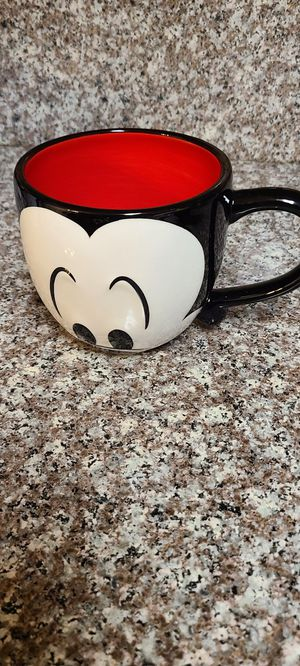 Mickey Mouse Face Large 20 oz Mug. for Sale in Anaheim, CA