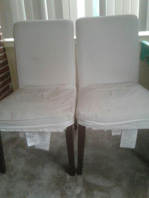 2 Chairs for Sale in Mount Rainier, MD