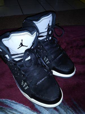 Nike Jordan Sc-1 Black Gray Basketball Shoes for Sale in Perris, CA