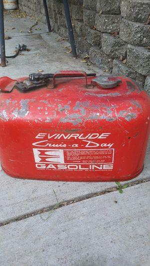 Gas can for boat,, or car. for Sale in Tracy, CA