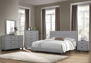 Brand new modern queen bedroom set for Sale in Dallas, TX