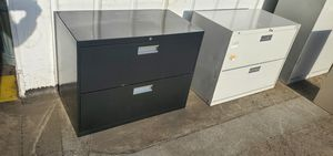 2 Drawer Lateral File Cabinets for Sale in Decatur, GA