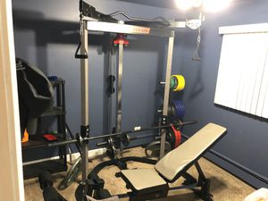 WEIDER PRO 575 home gym for Sale in Darien, IL