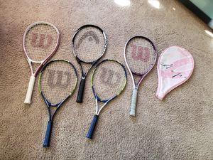 Tennis rackets for Sale in Black Diamond, WA