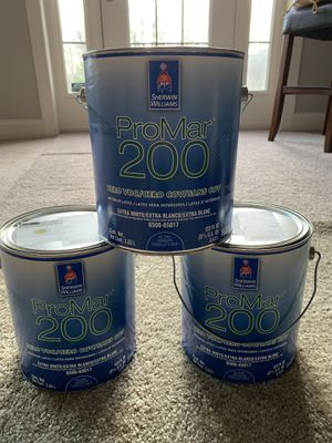Sherwin Williams Paint for Sale in Clarksburg, MD