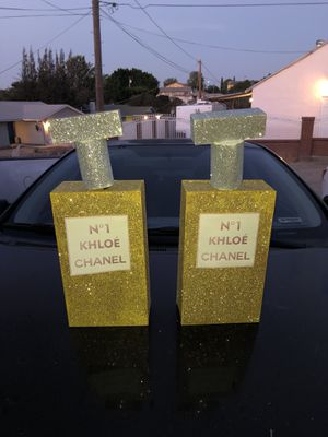 Chanel perfume decor party for Sale in Lemon Grove, CA