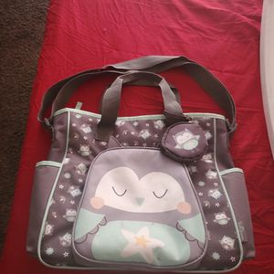 Baby Boy Owl Diaper Bag for Sale in National City, CA