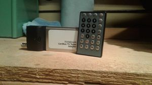 CardBus TV tuner adapter for Sale in Oatfield, OR