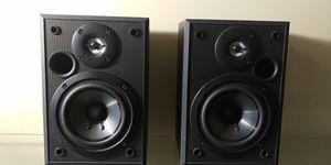 Pair of Sony Bookshelf speakers big sound - for Sale in Charlottesville, VA