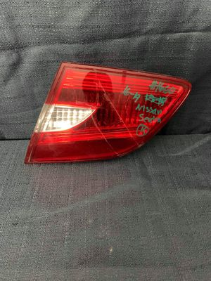 2016 2017 2018 2019 Nissan Sentra Right Tail Light Taillight Passenger Side for Sale in Fontana, CA