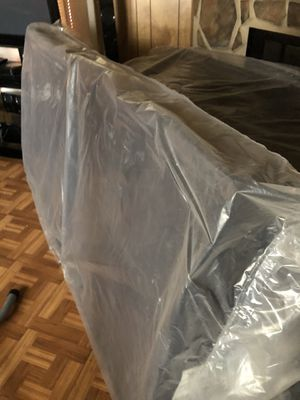 Twin box spring new $40 :::::::base tamaño twin $40 for Sale in Irving, TX