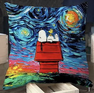 Decorative Pillow Snoopy and Woodstock for Sale in Chula Vista, CA