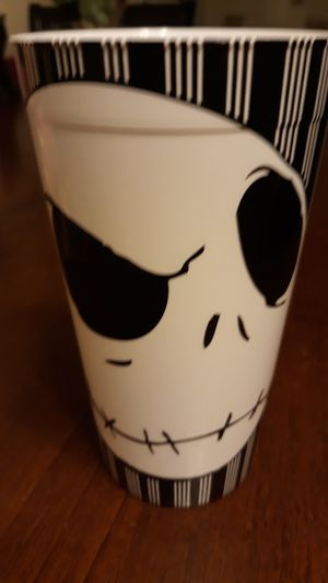 The Nightmare Before Christmas /Jack Skellington cup for Sale in Winston-Salem, NC
