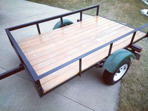 5 x 8 tilt trailer for Sale in Owosso, MI