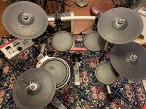 Electric Drum Set - Yamaha DTXpress IV (4) for Sale in San Antonio, TX