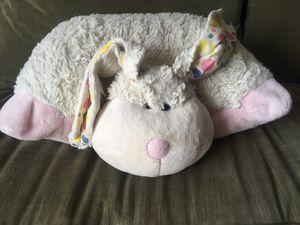 Pillow pet rabbit for Sale for sale  Edgewater, NJ