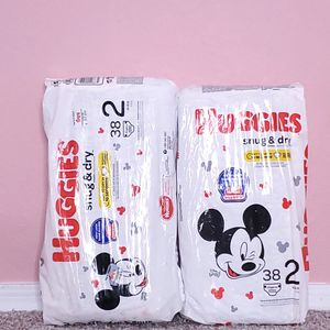 Huggies snug and dry diapers size 2 for Sale in Phoenix, AZ