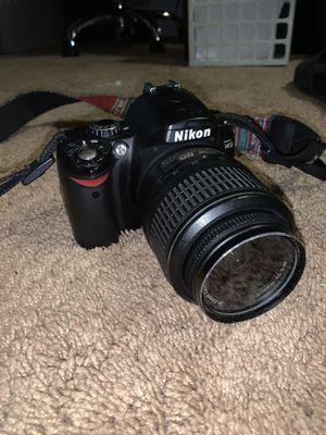 Nikon D40 camera for Sale in Morgan Hill, CA